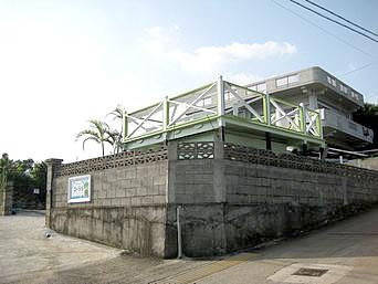 古宇利島のペンションコーラル