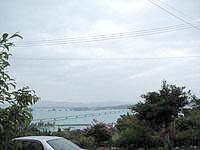古宇利島の貸別荘古宇利 - 高台にあるので景色は抜群