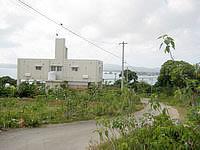 古宇利島のペンション史 - 高台のさらに2階にある宿なので景色は抜群