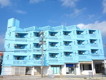 久米島のイーフコンドミニアム久米島(旧イーフ観光ホテル)