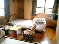 久米島の民宿久米島(本館) - 実際はもっとぼろいです - 実際はもっとぼろいです