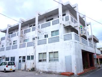 久米島の民宿 南西荘
