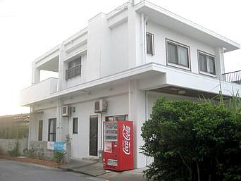 久米島のクラブハウスネプチューン