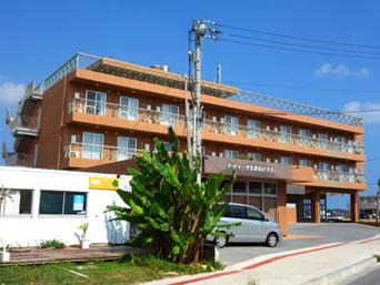 久米島のホテルマリンテラス久米島
