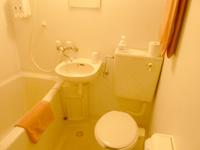 久米島のラ・ティーダ久米島テラス - 洗浄便座じゃないのが残念