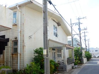 久米島のリゾートハウスみなみ