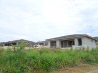 来間島の来間島リゾートプロジェクト(事業主:飯田産業) - 台風時は正面から暴風がモロのコテージ