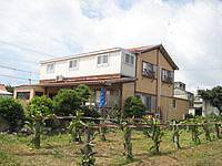 来間島のペンションたきなか - 2008年には2階部分が一部増築 - 2008年には2階部分が一部増築