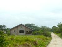 黒島の黒島マリンビレッジ(閉館) - 現在はこんな状態で放置されています