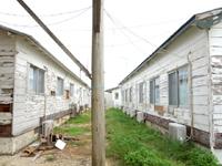 南大東島の民宿きらく家(きらく家グループ) - 2棟の建物があります