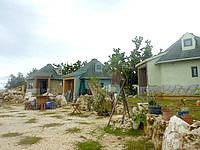 南大東島のコテージKIRAKU/南大東コテージきらく/喜楽別邸(きらく家グループ) - コテージ間が離れているので家族連れにおすすめ