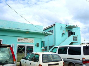 南大東島のプチホテルサザンクロス