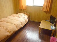 南大東島のプチホテルサザンクロス - 部屋は価格相応で満足できるかも