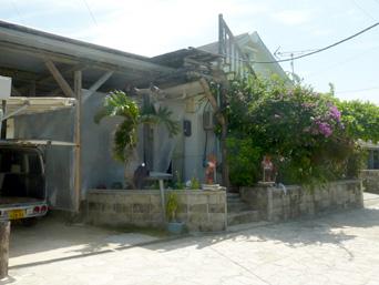 水納島のコーラルリーフ・イン・ミンナ