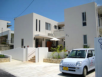 宮古島のカーサ ディブラボー/CASA di BRAVO