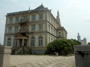 宮古島のホテル博愛パレス館