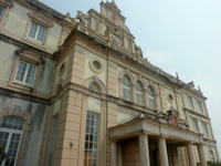 宮古島のホテル博愛パレス館 - ホーンテッドマンションのイメージが・・・