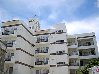 宮古島のホテル・アイランド・コーラル
