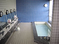宮古島のマリンロッジ・マレア - 浴槽が嬉しい大?浴場