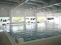 宮古島のマリンロッジ・マレア - ダイバー以外使用不可のプール(新館)