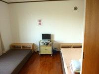 宮古島の民宿島人 - この料金とは思えない部屋です