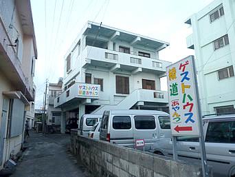 宮古島のゲストハウス綾道
