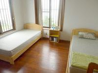 宮古島のゲストハウス綾道 - 客室はかなり広い