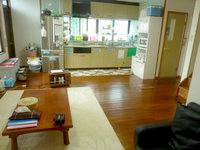 宮古島のゲストハウス綾道 - 2階は共用スペース