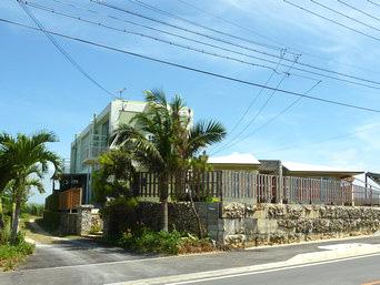 宮古島の民宿ばんが家