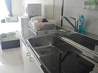 宮古島のstay&resort cafua/ウィークリー・マンスリー カフア - キッチンは自炊できます