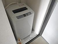 宮古島のstay&resort cafua/ウィークリー・マンスリー カフア - 洗濯機も室内に専用のものがあります