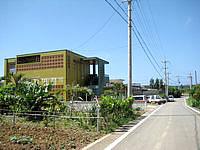 宮古島のゲストハウス地球人の休憩所 - 静かな集落にあります