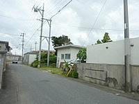 宮古島の1棟民宿・かなたや - ちょっと分かりにくい場所にあります