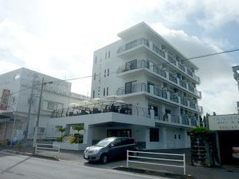宮古島のホテル デ・ラクア宮古島
