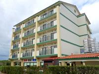 宮古島の宮古島温泉ホテル - 医療施設的なものから普通の宿に変わった!