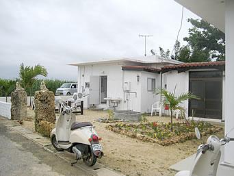 宮古島のゲストハウス南国屋