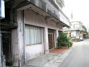宮古島の民宿七福荘