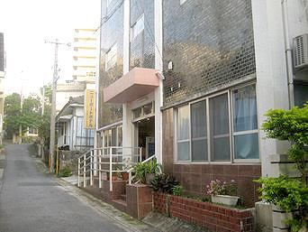 宮古島のニューポートビジネスホテル