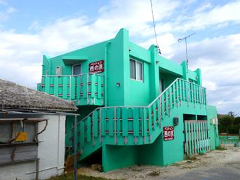 宮古島のペンション西の浜