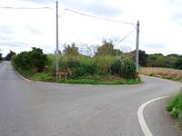 宮古島のペンション道半/んつなか - 幹線道路沿いにある小さな看板を見落とすな!