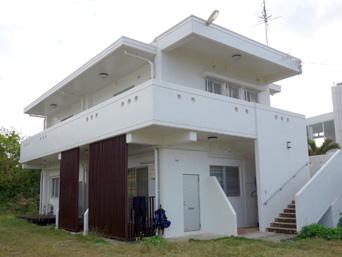 宮古島のサンズガーデン・イン・パイナハマ(旧ペンション&ウィークリーぱいな浜)
