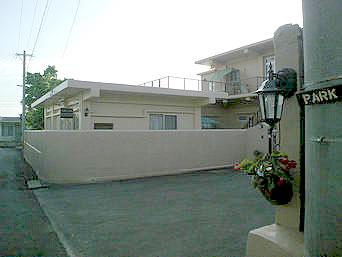 宮古島のゲストハウス パークサイド