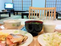 宮古島のオアシティー共和(旧ペンション スター) - 朝食バイキングは連泊だと飽きる