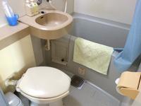 宮古島のプチホテルプレミア - トイレは洗浄便座ではない