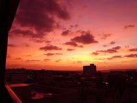 宮古島のプチホテルプレミア - 西向きの客室がほとんどなので夕日が最高