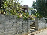 宮古島の民宿サフラン宮古島 - いかにも離島の民家のイメージ