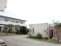 宮古島の民宿すかい/ペンションすかい - 入口部分