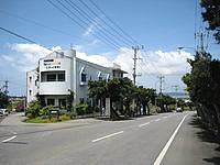 宮古島のペンション タカラガイ - 坂の途中にあります
