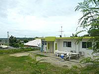 宮古島のペンション海の風 - 吉野集落ある庭の広い宿