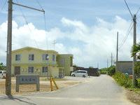 宮古島のヴィラ・グリーン/Villa Green - 長北団地の先にあります